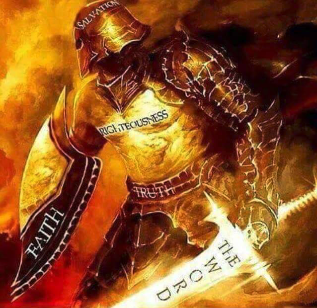 spiritual warfare Spiritual warfare is a biblical teaching we do, indeed, wrestle not just with flesh and blood, but with spiritual powers questions arise, however, as to.