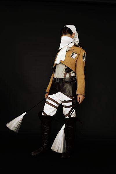 Sprzątający Levi Ackerman kostium