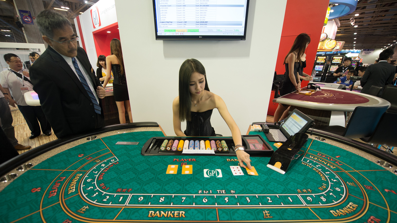 Gambling In Hong Kong