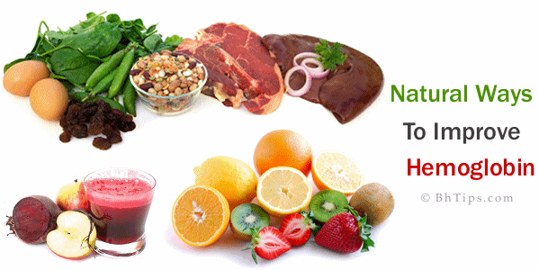 Simple Diet Tips to Increase Hemoglobin Naturally