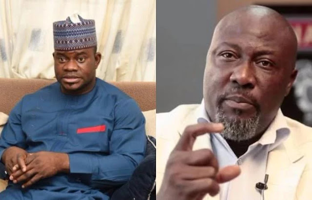 Leave me out of your problems with Nigeria Police – Gov. Bello tells Melaye