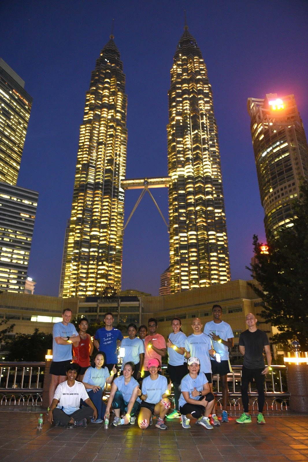 Global Running Day @ The WESTIN KL