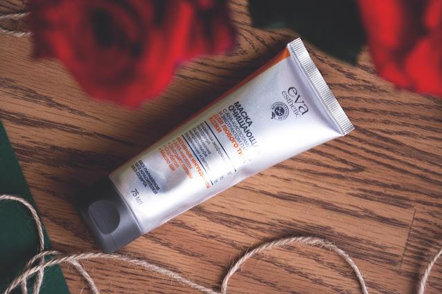 Маска для любого типа кожи с AHA-кислотами и экстрактом папайи очищающая Eva Esthetic отзывы