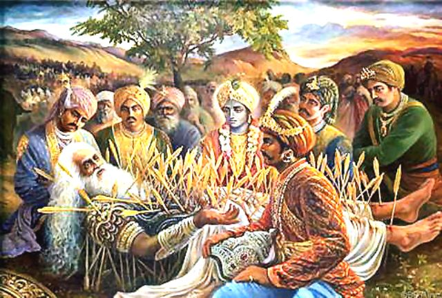 Hindu Mythology Wisdom Of Hinduism Story Of Bhishma