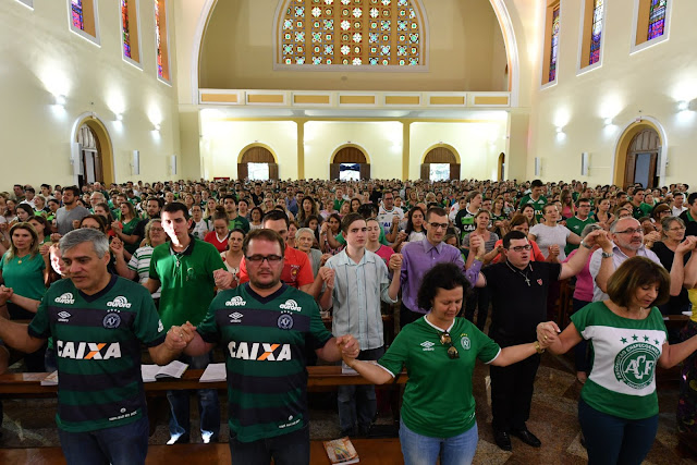 The Brazilian Soccer Team's Home Town Has Begun 30 Days of Mourning