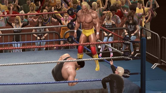 WWE Legends of WrestleMania Free Download Pc Game