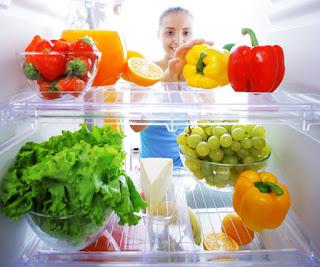 Como conservar las frutas y verduras en el refrigerador