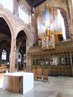 Manchester; Catedral; Cathedral; Cathédrale