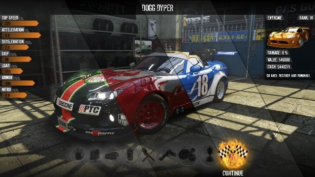 Gas Guzzlers Extreme PC Games Screenshots