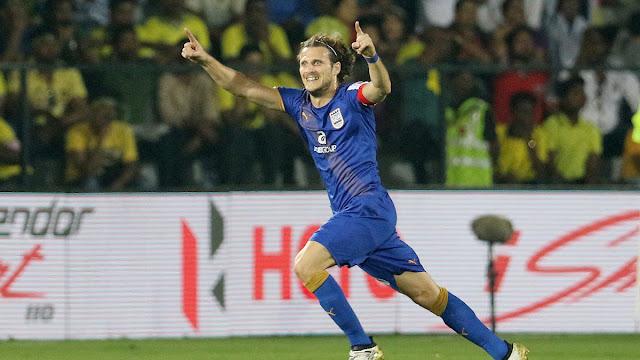 Diego Forlan - Mumbai City FC