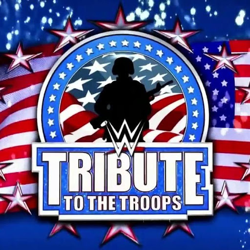 Several Photos & Videos From Tribute to The Troops, Big Main Event Taped