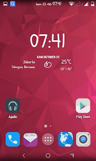 (PORT) ACE ROM BETA 1 For Andromax C2 New [AD688G]