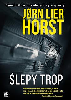 """Przedpremierowo: Jorn Lier Horst - """"Ślepy trop"""""""