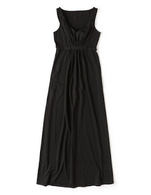 Boden Jersey Maxi Dress, My Midlife Fashion