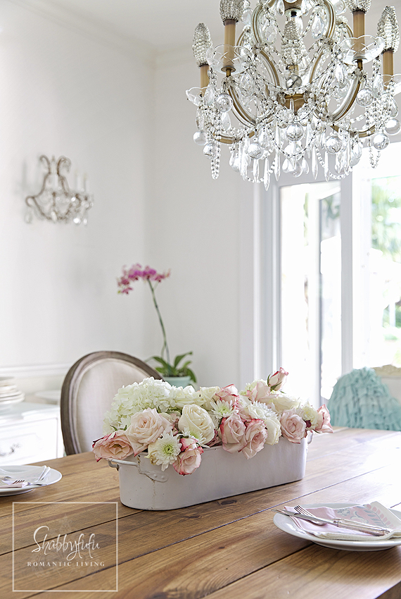 dining room spring table