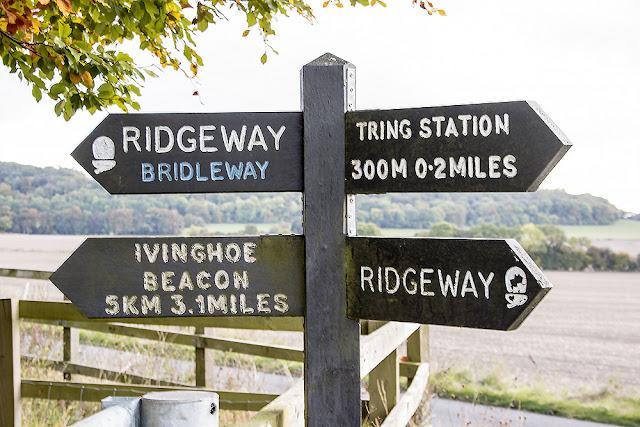 Ridgeway marker