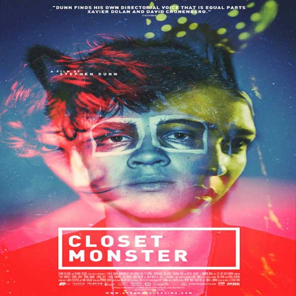 Closet Monster, Closet Monster Synopsis, Closet Monster Trailer