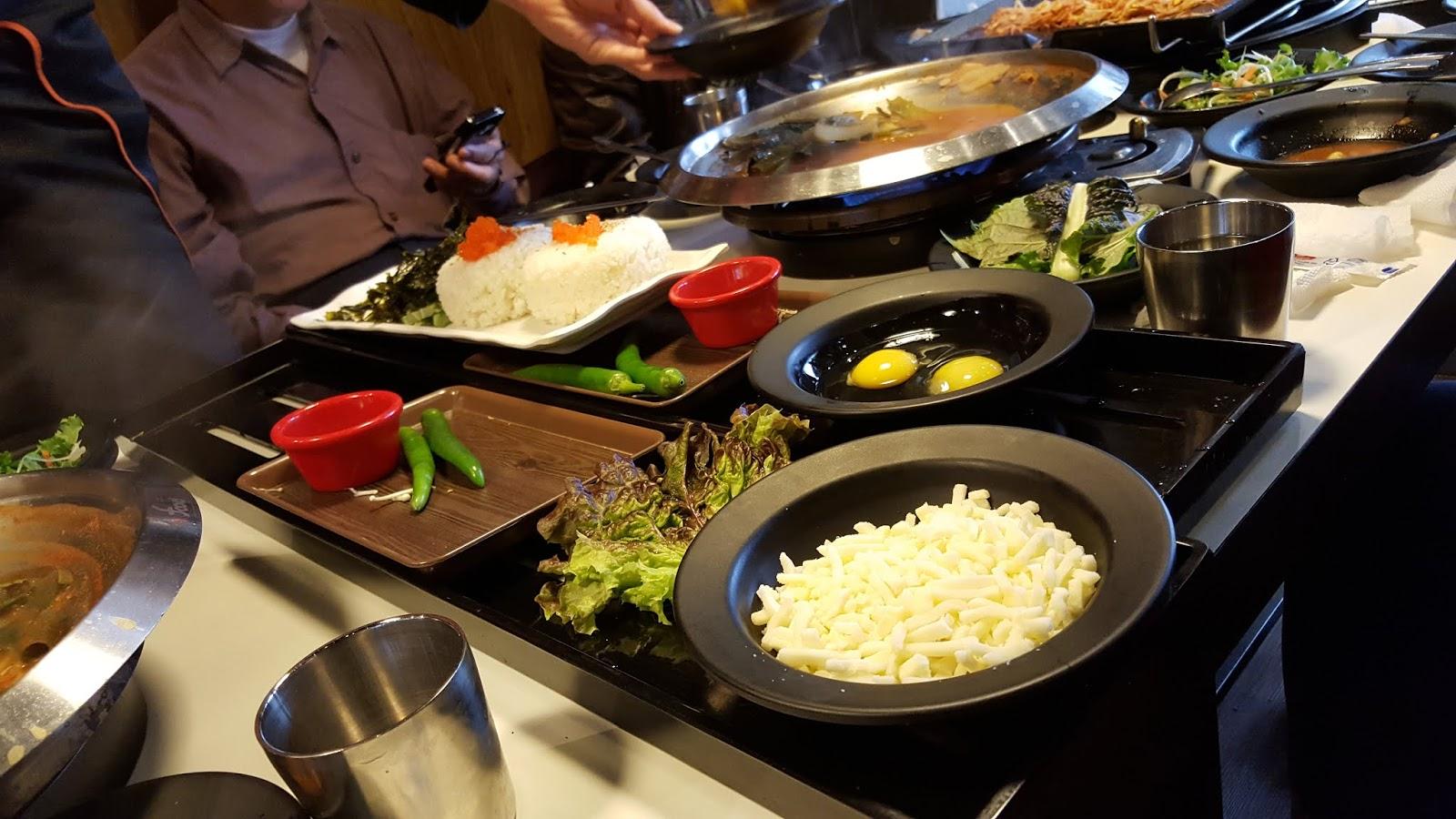 韓國8色烤肉