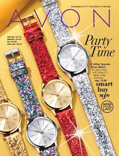 Avon Small Flyer Campaign 5 & 6  Shop Avon Flyer >>> 2/4/17 - 3/3/17