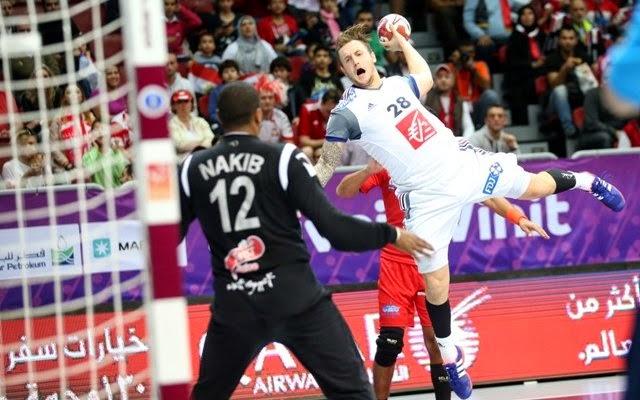 Montpellier ficha a Valentin Porte, zurdo de la selección francesa de handball