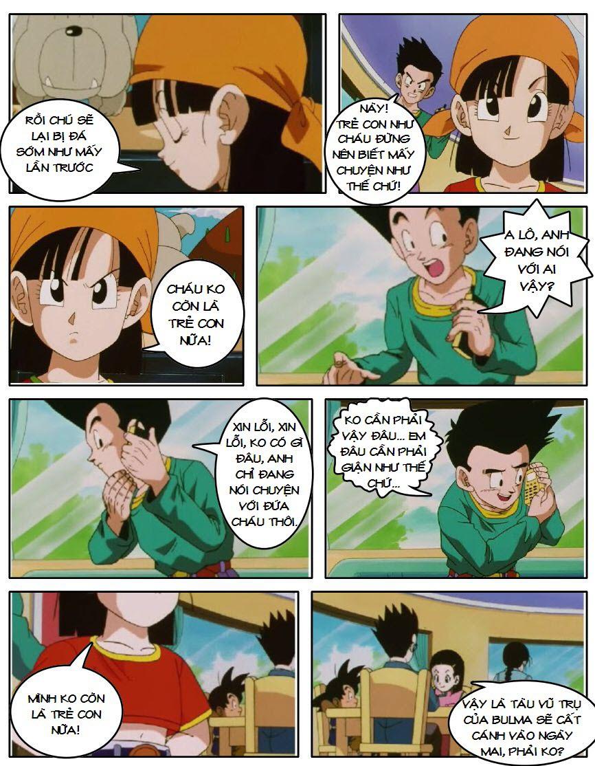 Dragon Ball GT chap 4 - Trang 10