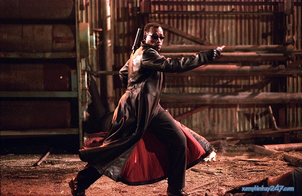 http://xemphimhay247.com - Xem phim hay 247 - Săn Quỷ 3 (2004) - Blade: Trinity (2004)
