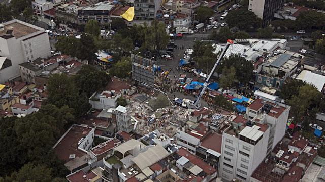 Ciudad de México erigirá un monumento a víctimas del terrible terremoto del 19-S