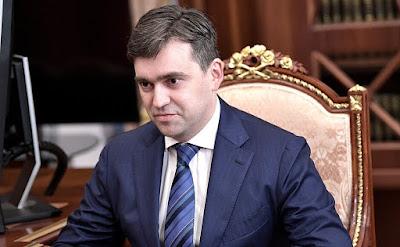 Stanislav Voskresensky Acting Governor of Ivanovo Region