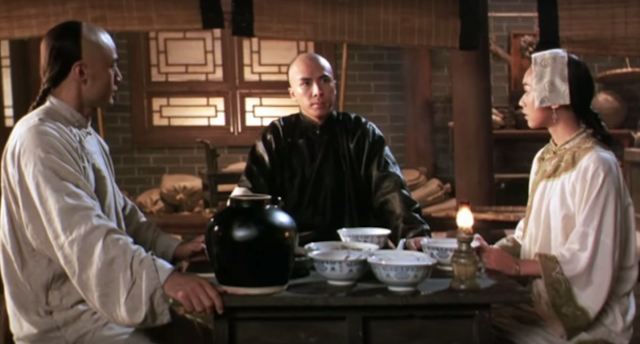 iron monkey 1993, donnie yen, wang fei hung,