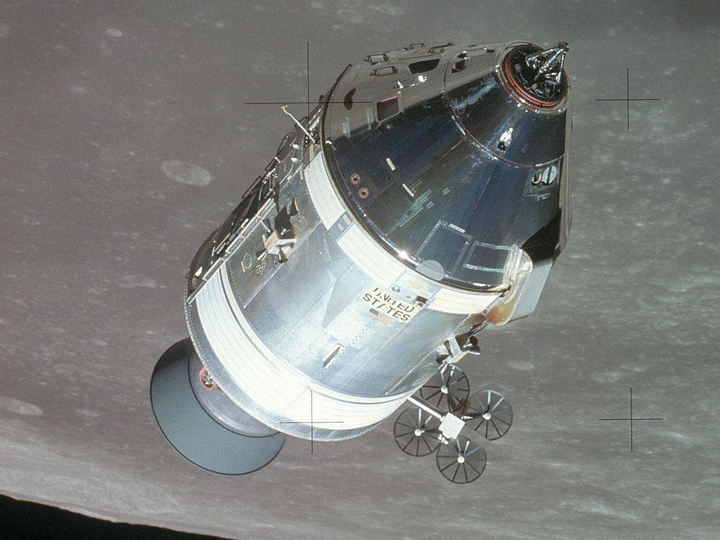 apollo spacecraft configuration - photo #30