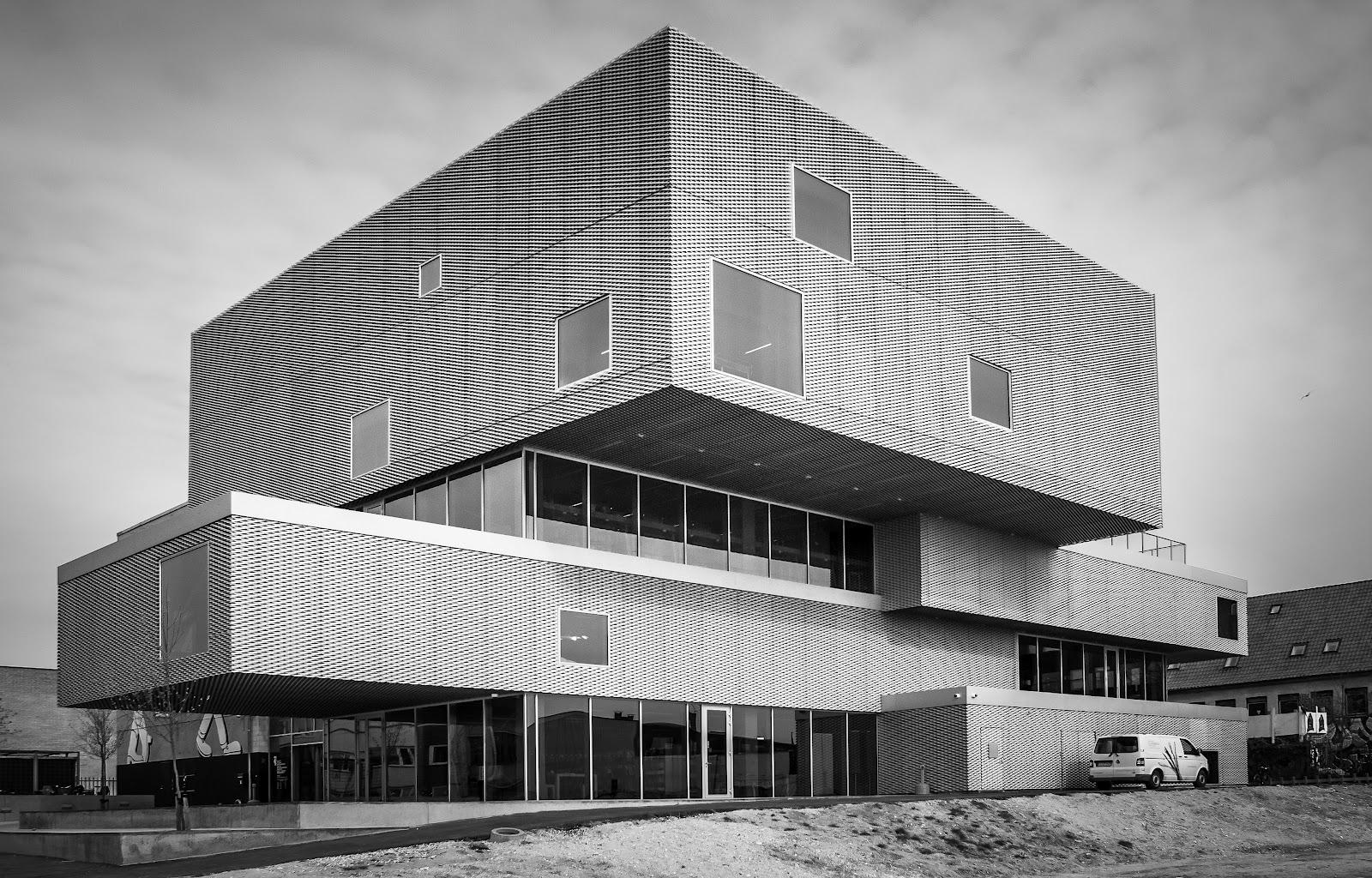 Lars Kirstein Arkitektonisk Kubisme