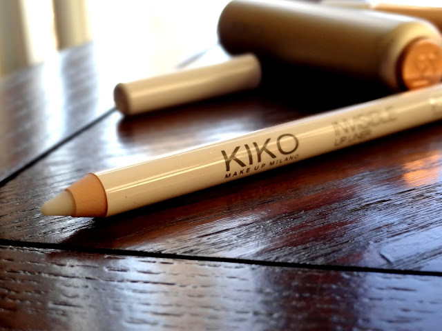 KIKO Milano Glossy Dream Sheer Lipstick in Sangria & Invisible Lip Liner