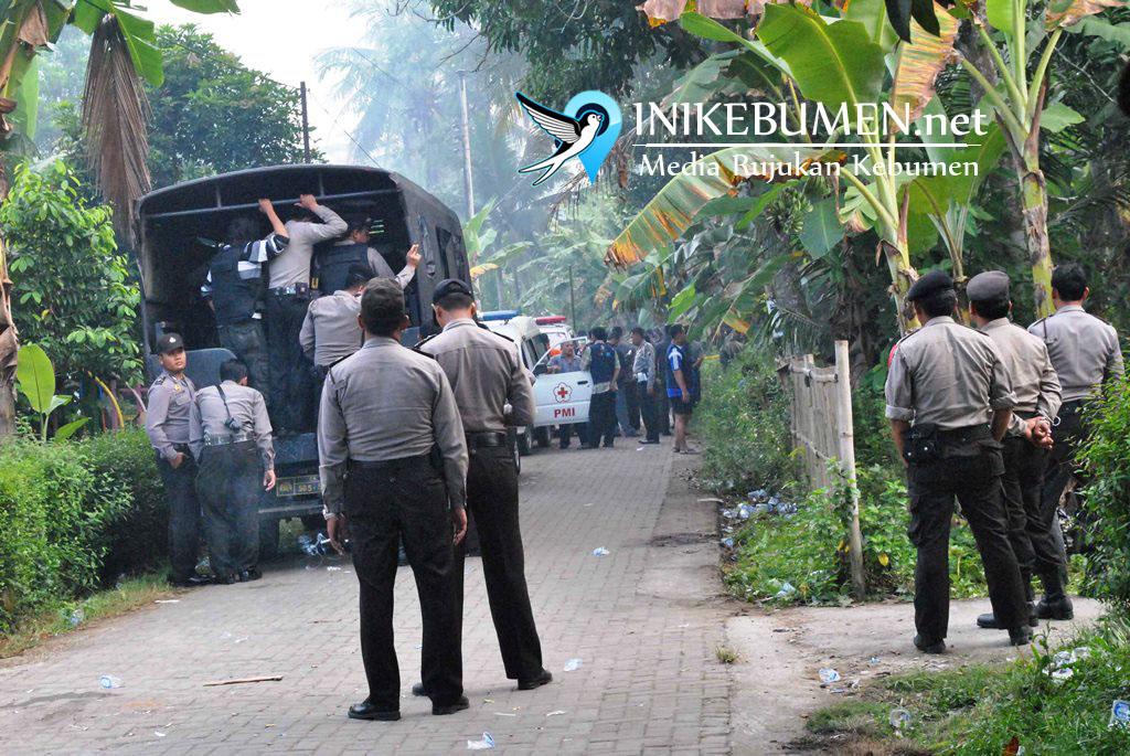 Satu Terduga Teroris Asal Kebumen Ditembak Mati di Cianjur
