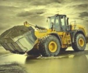 alat berat bulldozer