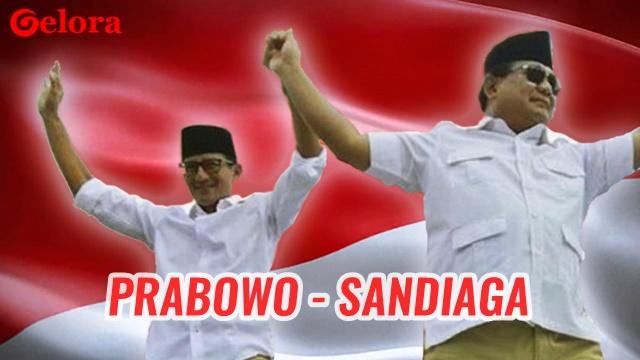 Sandiaga Uno: Kami Mohon Doa Restu