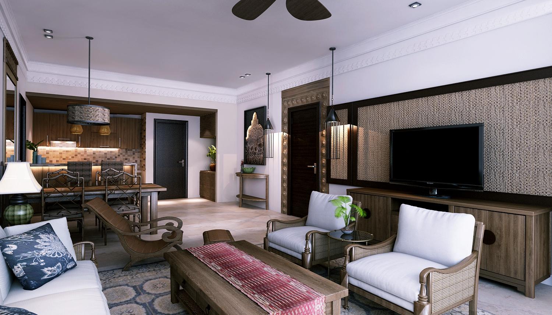 Thiết kế căn hộ condotel 40 Trần Phú