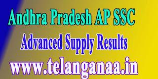 AP Andhra Pradesh SSC / 10th Class Results 2017