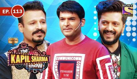 The Kapil Sharma Show Episode 113 - 10 June - 480p HDTVRip