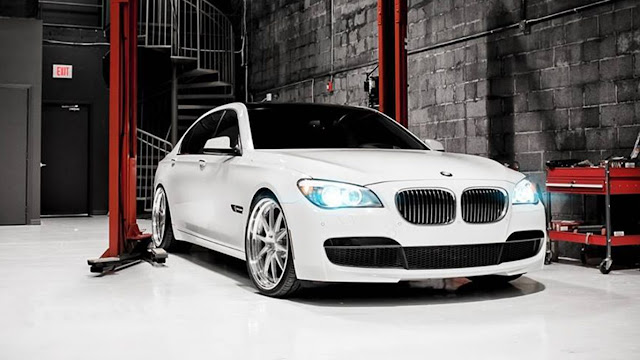 Amitabh Bachchan Cars BMW 7 series 760 Li