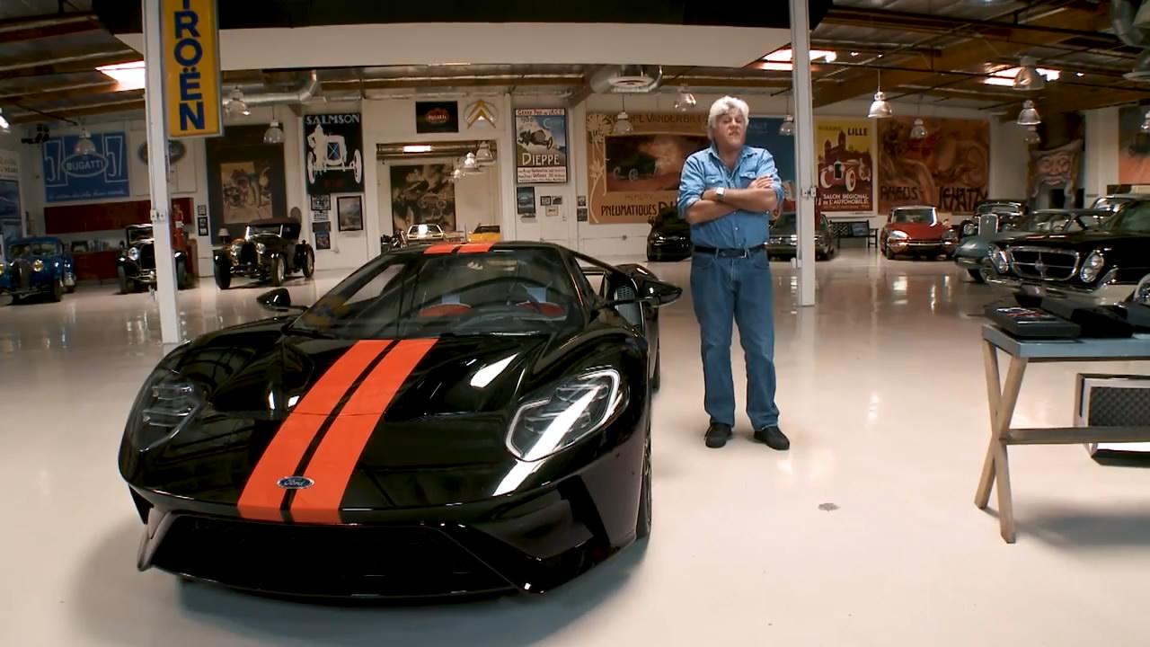 Aqui Les Traigo Otro Interesante Video De Jay Lenos Garage En Esta Oportunidad El Presentador Norteamericano Nos Muestra Su Propio Ford Gt Modelo