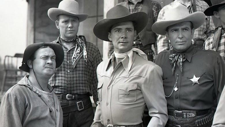 Silver City Raiders (1943)