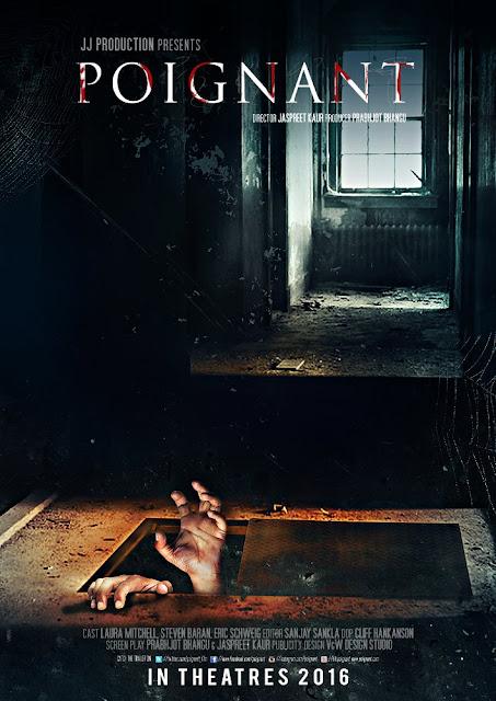 Sinopsis Film Horror Poignant (2016)