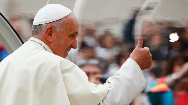 """asesinato - Papa Francisco: """"Que me maten es lo mejor que me puede pasar"""""""