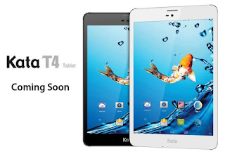 Kata T4 Announced, Dual SIM Tablet with Phone Functionality