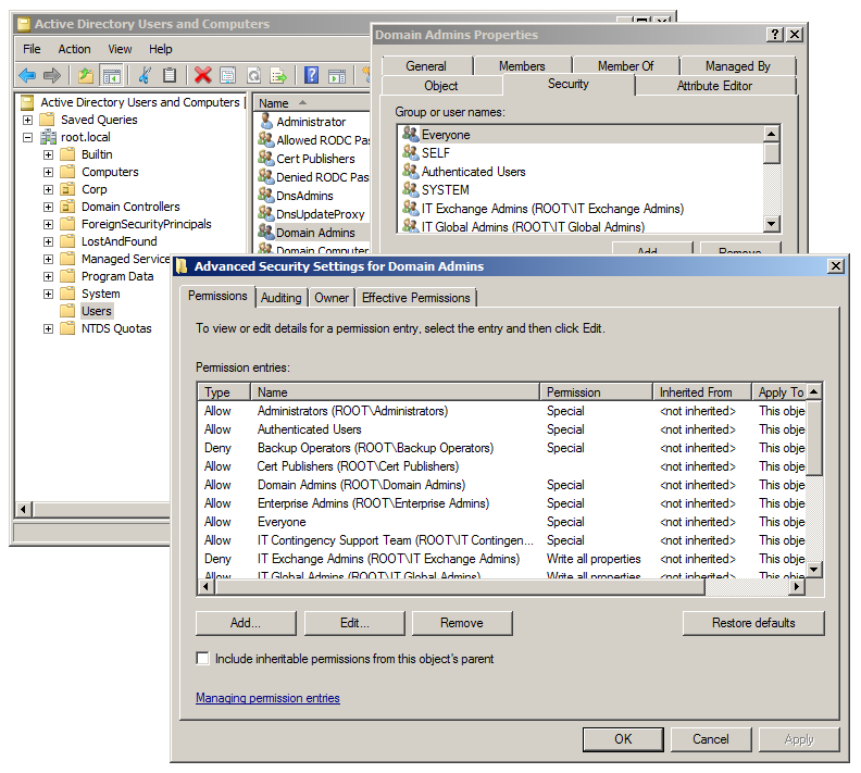 The Active Directory Security Blog: How to Discover Stealthy