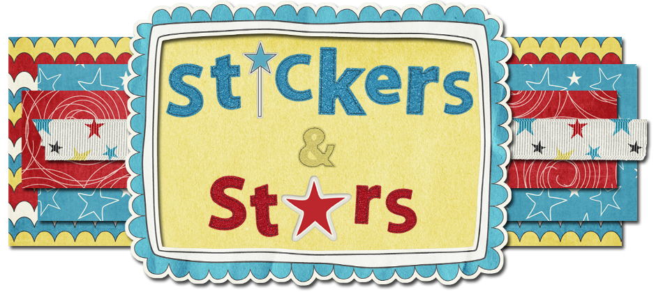Stickers and Stars: