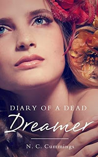 Diary of a Dead Dreamer - paranormal women's fiction by N. C. Cummings