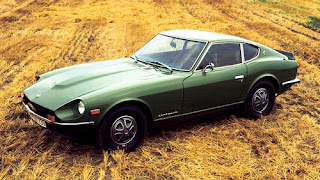 Datsun 240Z Japanese Classic Muscle Car