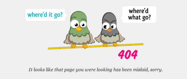 Lỗi 404 - Cách khắc phục lỗi 404 cho website