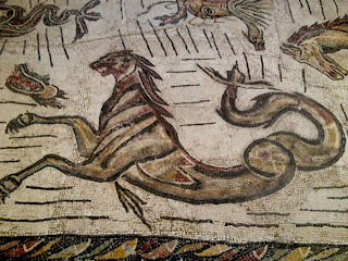 Mythology In Italian Art Hippocampus Amp Other Sea Creatures